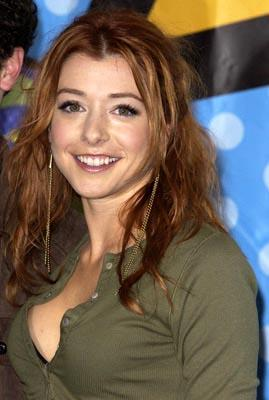 Alyson Hannigan MTV Movie Awards - 5/31/2003