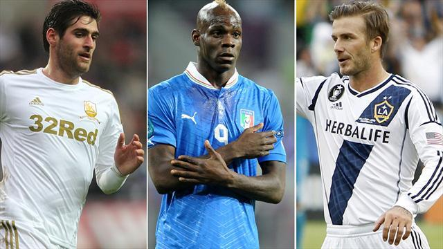 Transfers - Deadline day deals across Europe