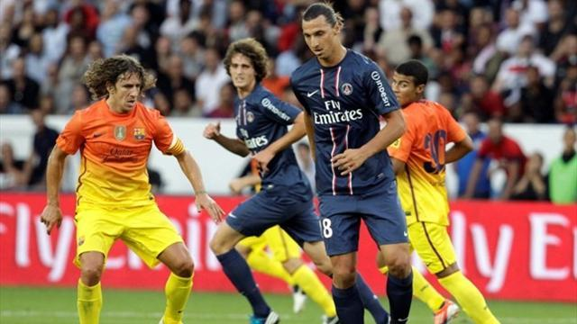 Champions League - France want Barcelona to throttle PSG - a symbol of Parisian arrogance
