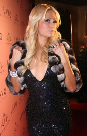 Paris Hilton loves to put on a great Halloween costume.