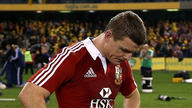 Lions Tour - O'Driscoll 'resents' Gatland over Lions axe