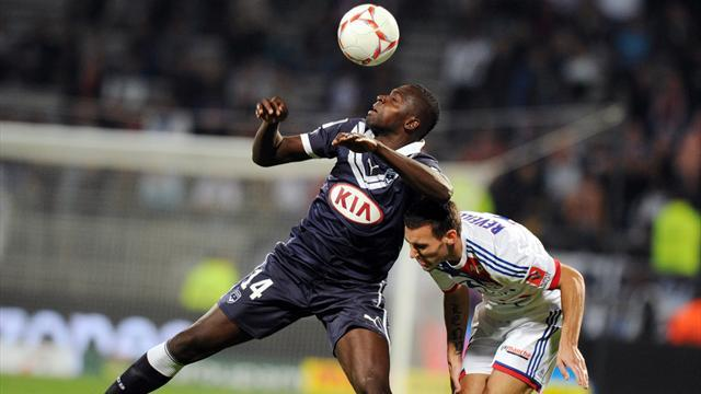 Ligue 1 - Bordeaux end Lyon's unbeaten run