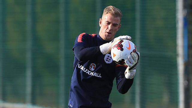 World Cup - Nothing to learn from Germany match, except Hart's still the best