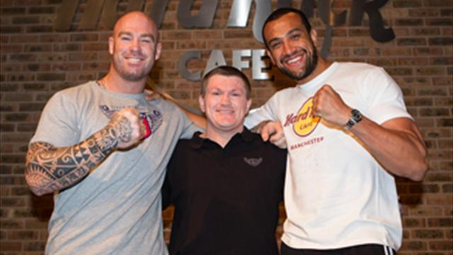 Boxing - Hatton expects Towers v Browne to steal the show in Hull on Saturday