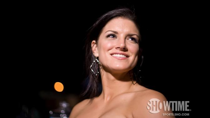 Gina Carano, a musa do MMA , ex-campeã do Strikeforce