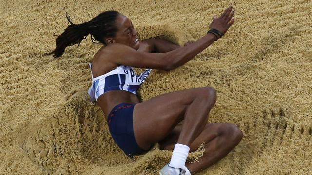 Athletics - Proctor shows her class to win Diamond League race in Zurich