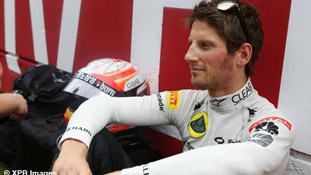 Formula 1 - Grosjean no longer Suzuka's 'first lap nutcase'