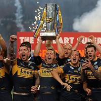Grand Final winners Leeds Rhinos will face Hull FC in the first game of the 2013 Super League season