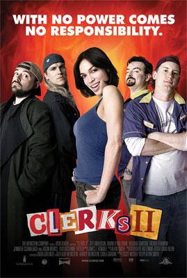 Kevin Smith , Jason Mewes , Rosario Dawson , Brian Christopher O'Halloran and Jeff Anderson star in The Weinstein Company's Clerks II