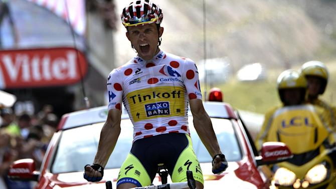 Tour de France - Magic Majka climbs to a second stage win