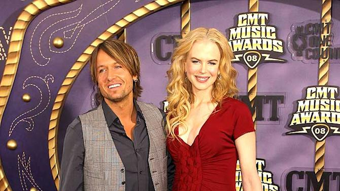 Urban Kidman CMT Awards
