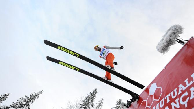 FIS World Cup - Men's Nordic Combined Team Sprint