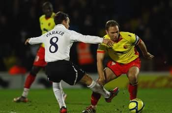 Watford 0-1 Tottenham: Rafael van der Vaart strike secures Spurs' passage to FA Cup fifth round