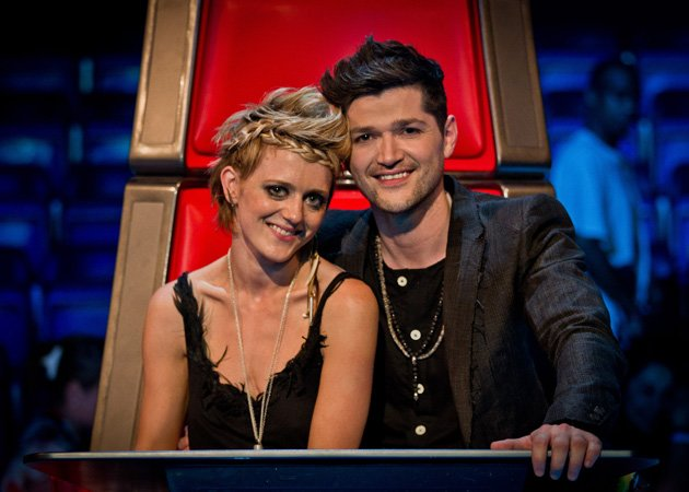 Bo Bruce, Danny O'Donoghue, The Voice UK