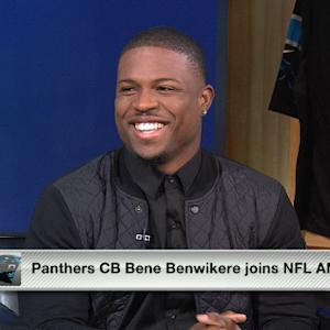 Carolina Panthers cornerback Bene Benwikere on how the Panthers get better