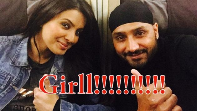 Girl it is! Geeta Basra and Harbhajan welcome their first child
