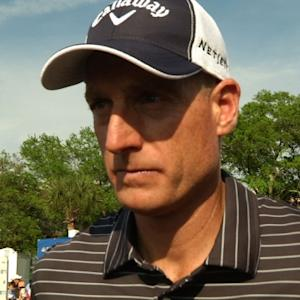 Jim Furyk interview after Round 3 of RBC Heritage