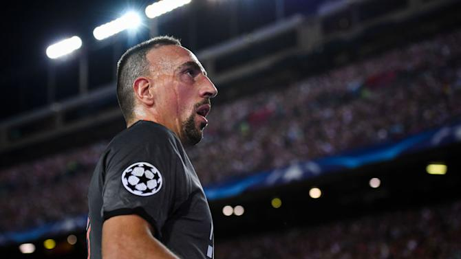 Franck Ribery Reveals How and Where He Plans to End the European Chapter of His Career