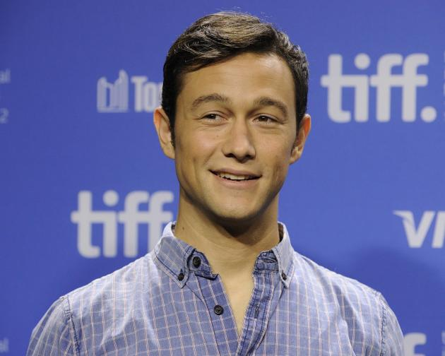 Joseph Gordon-Levitt  'Looper' press conference photo call during the 2012 Toronto International Film Festival at the TIFF Bell Lightbox. Toronto, Canada - 06.09.12 Credit: Dominic Chan/WENN.com