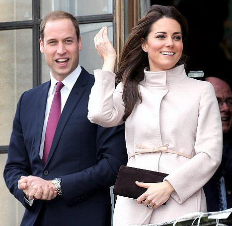 "Kate Middleton on Her New Hairstyle: ""I'm Not Sure About It"""