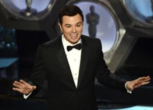 Seth MacFarlane's Oscars Had a Deaf Ear and a Blind Eye to Women