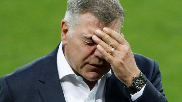Sam Allardyce quits as England manager after newspaper sting