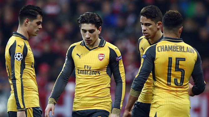 Arsenal chairman concedes Gunners are playing for pride against Bayern