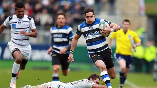European Challenge Cup - Bath power into last four
