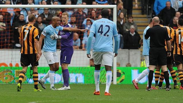 Premier League - Ten-man City tame Tigers