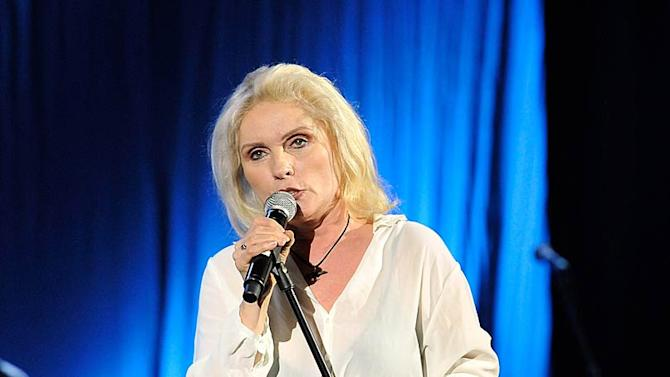 Debbie Harry Concert Benefit