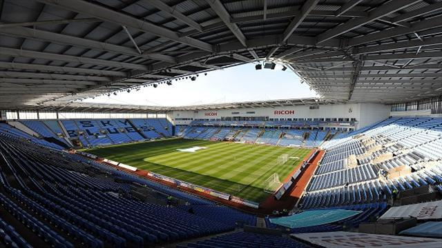 League One - Administrator sets deadline for sale of Coventry's assets