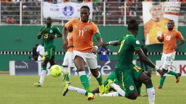 World Cup - Ivory Coast call up Diomande for World Cup playoff