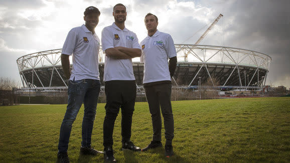 James Tomkins 'Buzzing' About West Ham's Move to the Olympic Stadium