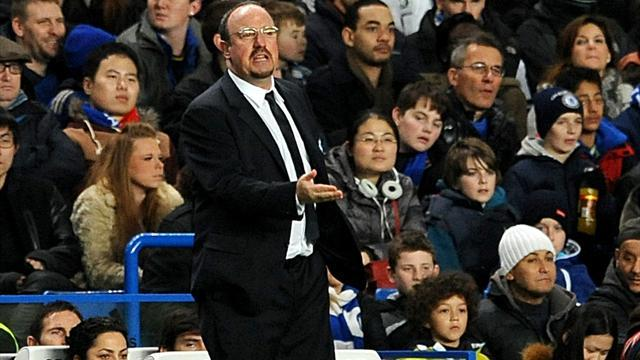 League Cup - Benitez stands by stars after Swansea loss