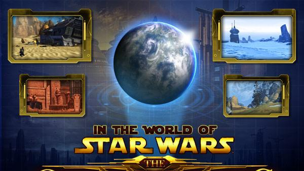 In the World of Star Wars: The Old Republic