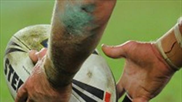 Rugby League - Olds heading Down Under
