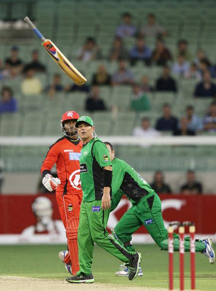 Big Bash League - Stars v Renegades
