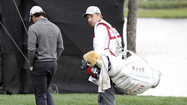 Golf - McIlroy: Walk off will not happen again