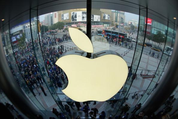 Apple's Biggest Flagship Store In Asia Opens In Beijing