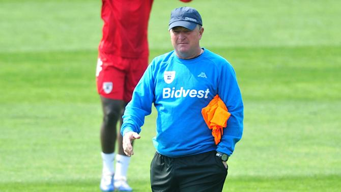 Benni McCarthy would like Hunt to succeed Mashaba as Bafana Bafana coach