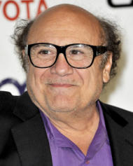 Danny DeVito and Rhea Perlman working on saving marriage
