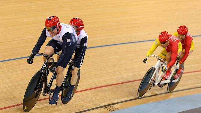2012 London Paralympics - Day 4 - Cycling - Track