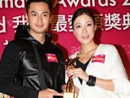 Him Law thanks Tavia Yeung for success