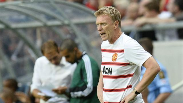Premier League - Moyes says doesn't need to convince anyone to stay at United