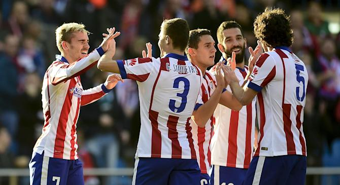 Video: Atletico Madrid vs Levante