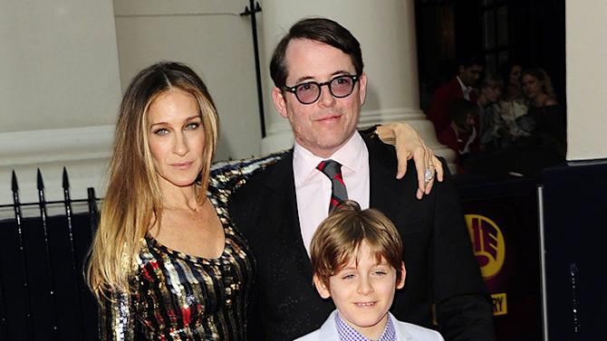 'Charlie and the Chocolate Factory' Press Night