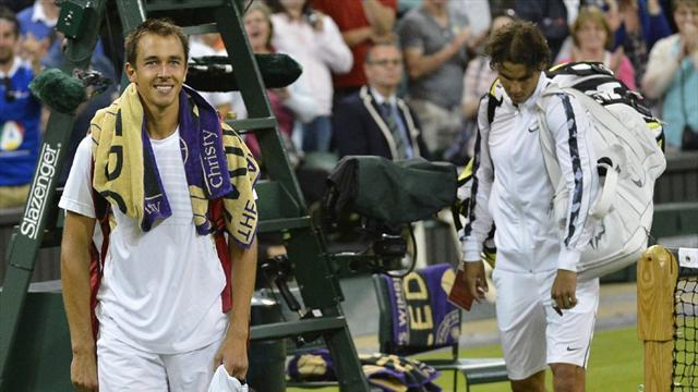 Wimbledon - Who is Nadal-conqueror Lukas Rosol?