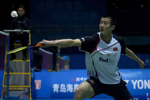 China's world No 3 Chen Long is one of five Chinese players to skip the Li-Ning Open (Getty Images)