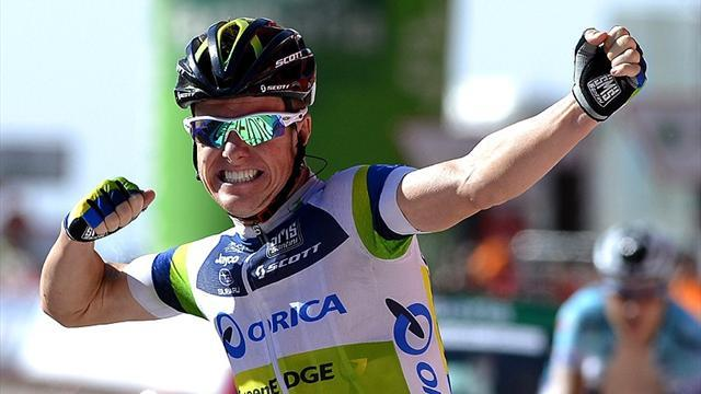 Cycling - Clarke commits to Orica-GreenEDGE