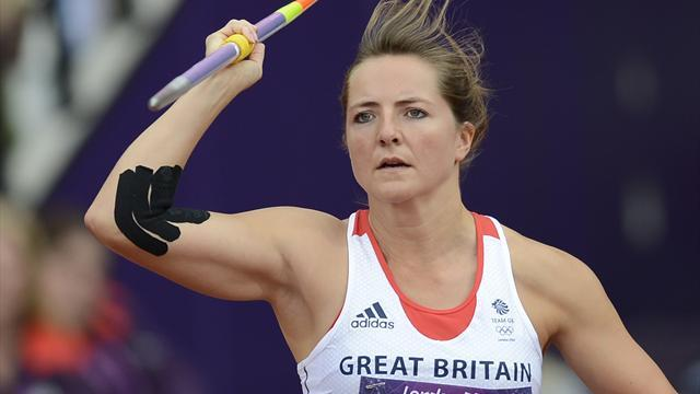Athletics - Sayers 'strong enough to banish 2012 agony'